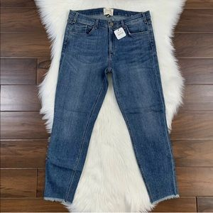 McGuire Light Mojave Newton Skinny Denim Jeans